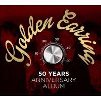 Golden Earring - 50 Years - Anniversary Album - 4CD+DVD