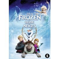Frozen - Disney - DVD