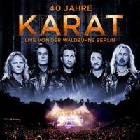 Karat - 40 Jahre - Live Von Der Waldbuhne Berlin - 2CD