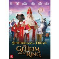 Sinterklaas en Diego - Het geheim van de ring - DVD