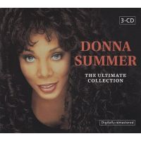 Donna Summer - The Ultimate Collection - 3CD