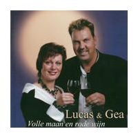 Lucas en Gea - Volle Maan en Rode Wijn