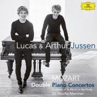 Lucas en Arthur Jussen - Mozart Double Piano Concertos - CD