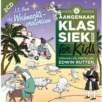 Aangenaam Klassiek For Kids 2015 - 2CD + Geschenk CD