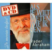 Vader Abraham - Als je wilt weten wie ik ben - CD+DVD