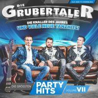 Die Grubertaler - Die grossten Partyhits Vol. 7 - CD