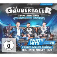 Die Grubertaler - Die grossten Partyhits Vol. 7 - CD+DVD