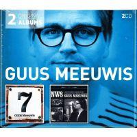 Guus Meeuwis - 2 For 1 - Hemel Nr. 7 + NW 8 - 2CD