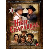 The High Chaparral - Seizoen 3 - 7DVD