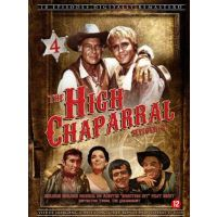 The High Chaparral - Seizoen 4 - 6DVD