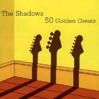 The Shadows - 50 Golden Greats - 2CD