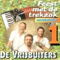 De Vrijbuiters - Feest Met De Trekzak - Vol.1 - CD