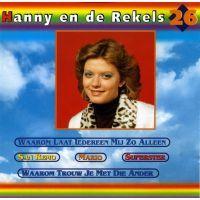 Hanny en de Rekels - Wolkenserie 26 - CD