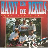 Hanny en de Rekels - Voor Iedereen - CD