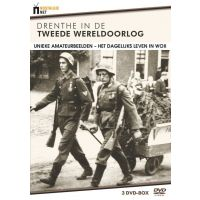 Drenthe in de Tweede Wereldoorlog - 3DVD
