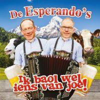 De Esperando`s - Ik baol wel iens van joe! - CD Single