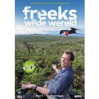 Freek Vonk - Freeks Wilde Wereld - Deel 3 - DVD