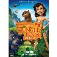 Jungle Book - Herrie In De Jungle - De Film - DVD