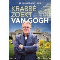 Krabbe Zoekt Van Gogh - De Complete Serie - 2DVD