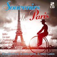 Souvenirs de Paris - 2CD