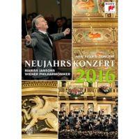 Neujahrskonzert 2016 - Mariss Jansons und Wiener Philharmoniker - DVD