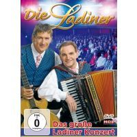 Die Ladiner - Das Grosse Ladiner Konzert - DVD