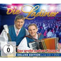 Die Ladiner - Das Grosse Ladiner Konzert - CD+DVD
