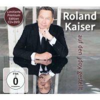 Roland Kaiser - Auf den Kopf gestellt - CD+DVD