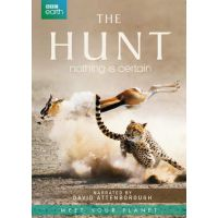 The Hunt - BBC Earth - 3DVD