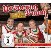 Ursprung Buam - Trachtig ubernachtig - CD+DVD