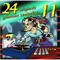 24 Originele Geheime Zenderhits 11 - 2CD