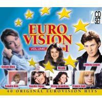 Eurovision - Volume 1 - 2CD