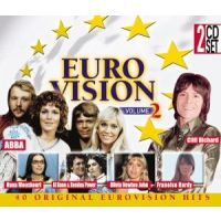 Eurovision - Volume 2 - 2CD