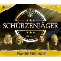 Schurzenjager - Wahre Freunde - 3CD