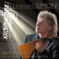 Edward Simoni - Ave Maria - Die Schonsten Sakralen Lieder - CD
