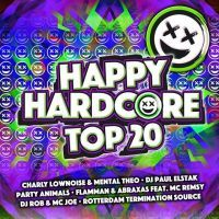 Happy Hardcore Top 20 - CD