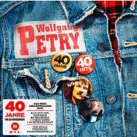 Wolfgang Petry - 40 Jahre - 40 Hits - 2CD