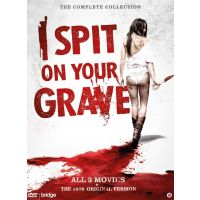 I Spit On Your Grave - Trilogie + Original 1978 Version - 4DVD