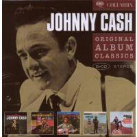 Johnny Cash - Original Album Classics - 5CD