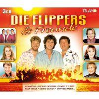 Die Flippers Und Freunde - 3CD