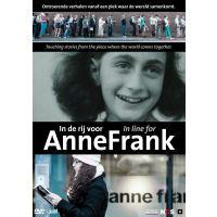 In De Rij Voor Anne Frank - DVD