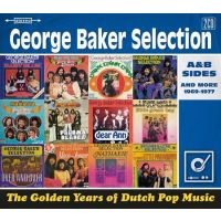 George Baker Selection - The Golden Years Of Dutch Pop Music - 2CD