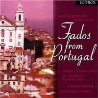 Fados From Portugal - 3CD