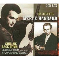 Merle Haggard - Greatest Hits - Sing Me Back Home - 3CD