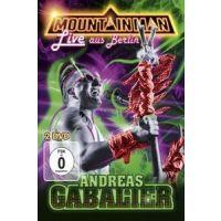 Andreas Gabalier - Mountainman - Live Aus Berlin - 2DVD