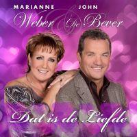 Marianne Weber en John de Bever - Dat Is De Liefde - CD