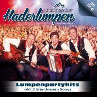 Zillertaler Haderlumpen - Lumpenpartyhits - CD
