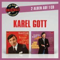 Karel Gott - 2 Alben Auf 1 CD - In Mir Klingt Ein Lied + Der Star Meines Lebens - CD
