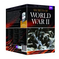 Secrets Of World War II - 9DVD+BOEK