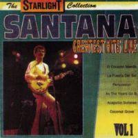 Santana - Greatest Hits Live - Vol. 1 - CD